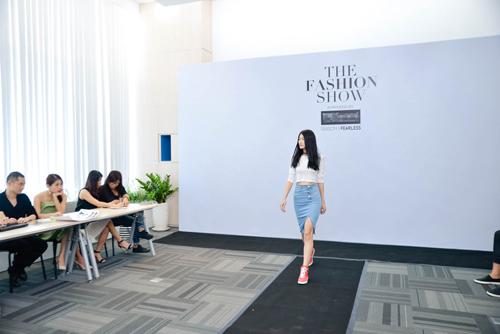 kha my van khoe chan dai khi casting the fashion show - 6
