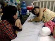 Y tế - Nữ sinh bị cắt chân: 'Ước mơ làm công an của em dang dở mất rồi'