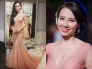 Hậu trường - MC Minh Hà rạng rỡ thử váy cưới sau scandal tình cảm