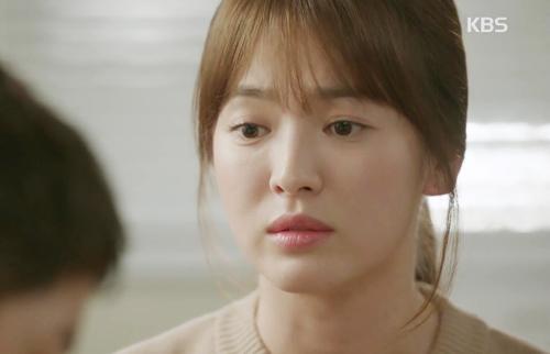 song hye kyo phat nguong vi bi lat tay chuyen yeu song joong ki - 9