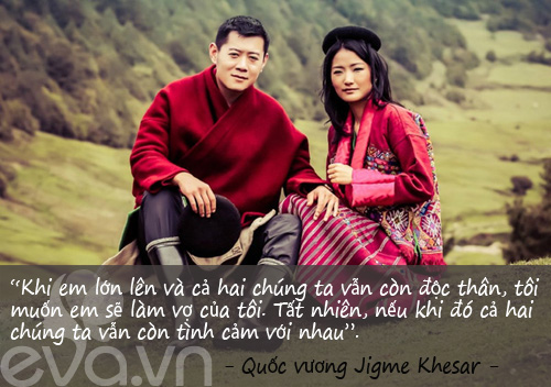 chuyen tinh lang man cua quoc vuong hanh phuc nhat the gioi - 3
