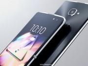 """Eva Sành điệu - """"Siêu điện thoại"""" chạy Windows 10 của Alcatel lộ thiết kế"""