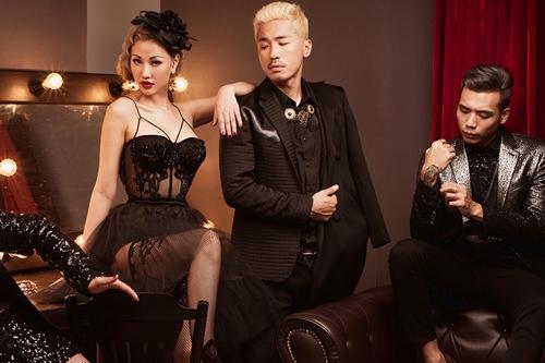 maya qua doi goi cam truoc chung ket the remix 2016 - 8