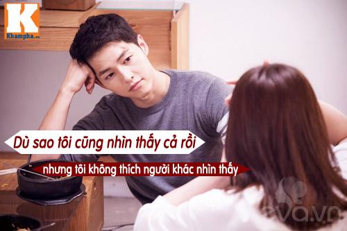 song hye kyo - song joong ki va tuyen ngon tinh yeu kieu hau due mat troi - 10