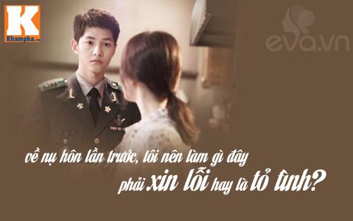song hye kyo - song joong ki va tuyen ngon tinh yeu kieu hau due mat troi - 12
