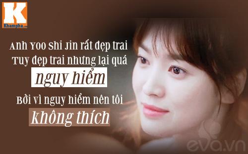 song hye kyo - song joong ki va tuyen ngon tinh yeu kieu hau due mat troi - 13