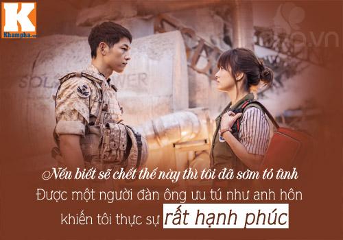 song hye kyo - song joong ki va tuyen ngon tinh yeu kieu hau due mat troi - 14