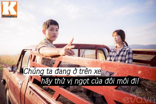 song hye kyo - song joong ki va tuyen ngon tinh yeu kieu hau due mat troi - 15