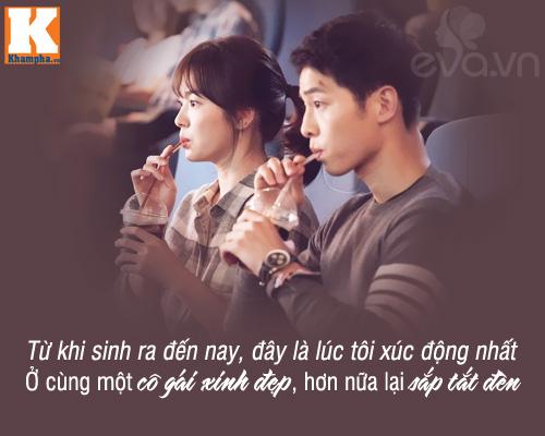 song hye kyo - song joong ki va tuyen ngon tinh yeu kieu hau due mat troi - 5