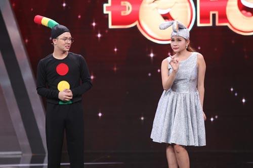 """giang hong ngoc khoe duong cong """"boc lua"""" - 5"""