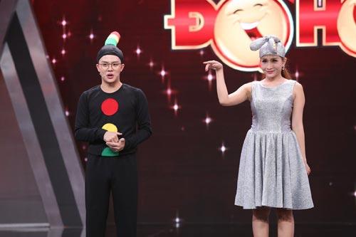"""giang hong ngoc khoe duong cong """"boc lua"""" - 6"""