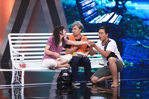 """giang hong ngoc khoe duong cong """"boc lua"""" - 11"""