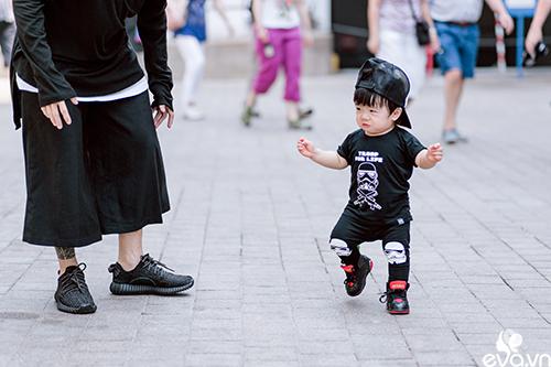 """gap fashionista 1 tuoi sai gon co luong fan """"khung"""" - 5"""