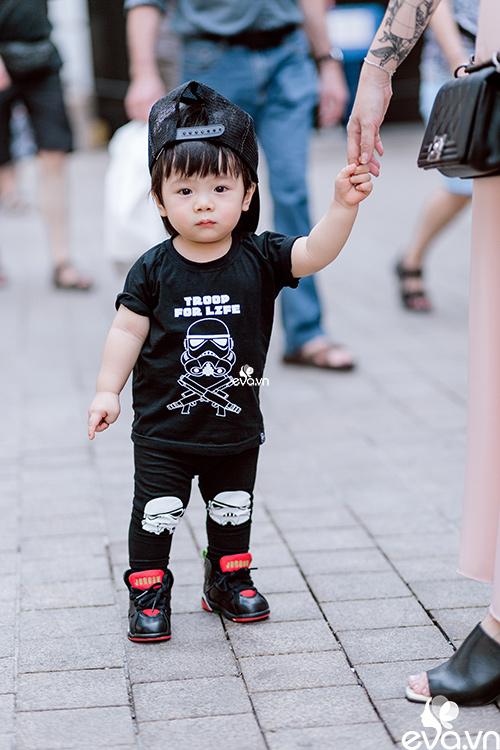"""gap fashionista 1 tuoi sai gon co luong fan """"khung"""" - 2"""