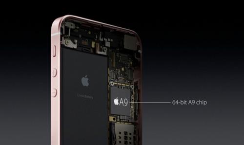 """apple ra mat iphone se: """"hon iphone 6s, da iphone 5s"""" gia gan 9 trieu dong - 2"""