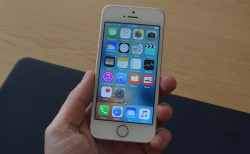 can canh iphone se vua trinh lang gay that vong cho nguoi ham mo apple - 1