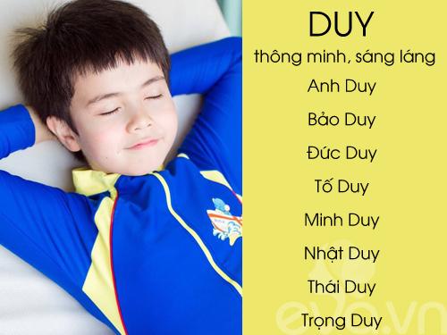 top ten sang, nghia dep cho be trai 2016 (phan 1) - 8