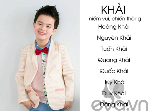 top ten sang, nghia dep cho be trai 2016 (phan 1) - 16
