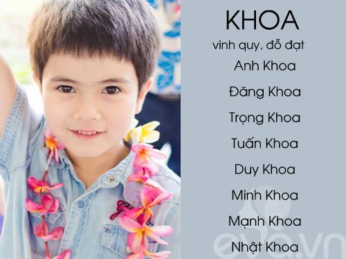 top ten sang, nghia dep cho be trai 2016 (phan 1) - 19