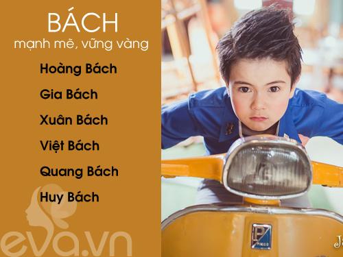 top ten sang, nghia dep cho be trai 2016 (phan 1) - 3