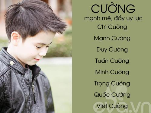 top ten sang, nghia dep cho be trai 2016 (phan 1) - 5