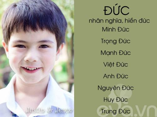 top ten sang, nghia dep cho be trai 2016 (phan 1) - 9
