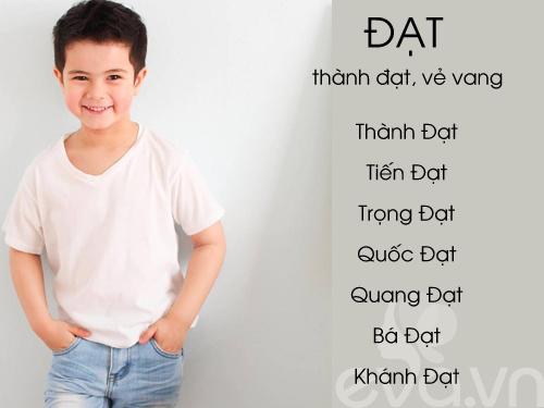 top ten sang, nghia dep cho be trai 2016 (phan 1) - 10