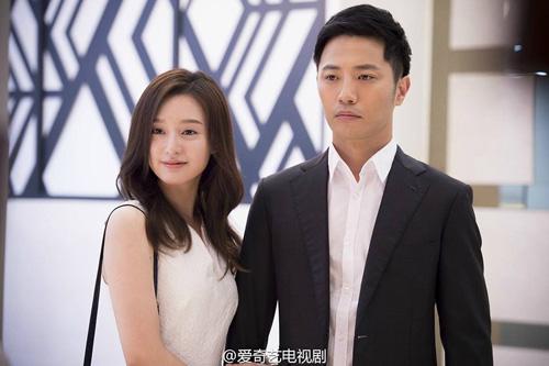 """vo jin goo ung ho chong """"yeu"""" kim ji won trong hau due cua mat troi - 1"""