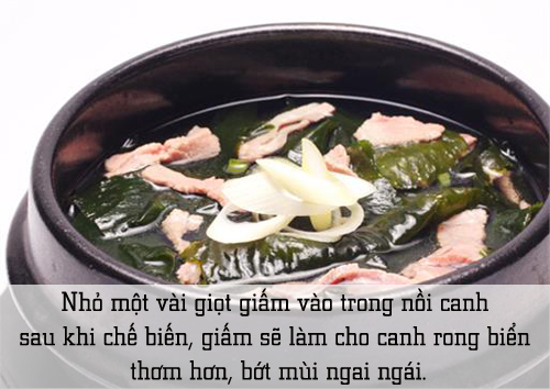 12 meo tuyet hay voi giam chi co trong nha bep - 12