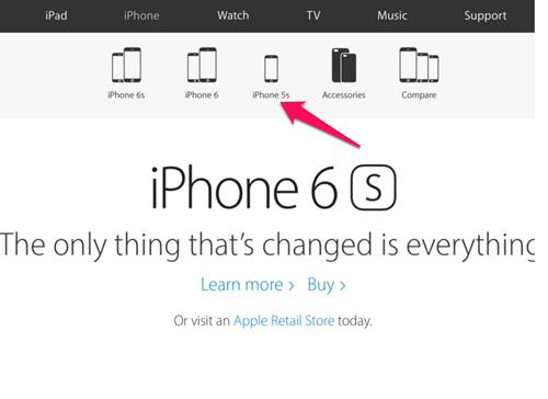 nuoi tiec khi apple khai tu iphone 5s - 1
