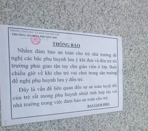 lo lang hoc sinh bi bat coc, nhieu truong dan thong bao de phong - 3