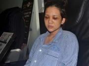 Pháp luật - Vụ thiếu uý công an đánh bạn gái: 'Anh ấy xúi em khai sai sự thật'