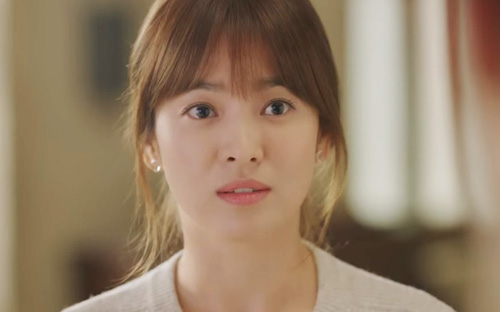 "song hye kyo - kim ji won ""xu ly"" nguoi yeu vi chup anh voi gai dep - 7"