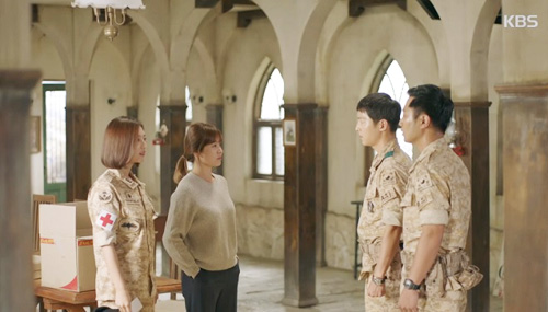 "song hye kyo - kim ji won ""xu ly"" nguoi yeu vi chup anh voi gai dep - 9"