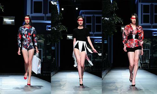 """thuong thuc """"5 trai ngot"""" cua the fashion show - 12"""