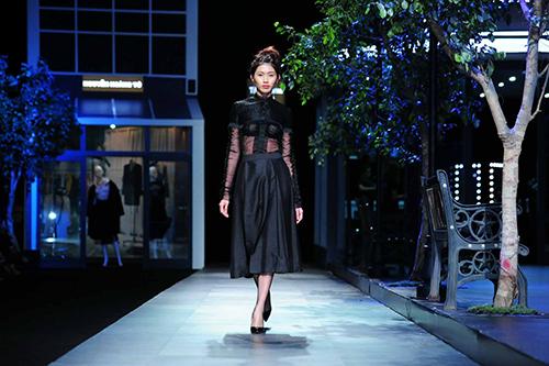"""thuong thuc """"5 trai ngot"""" cua the fashion show - 5"""
