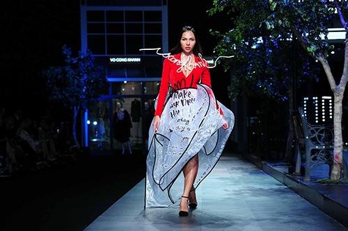 """thuong thuc """"5 trai ngot"""" cua the fashion show - 3"""