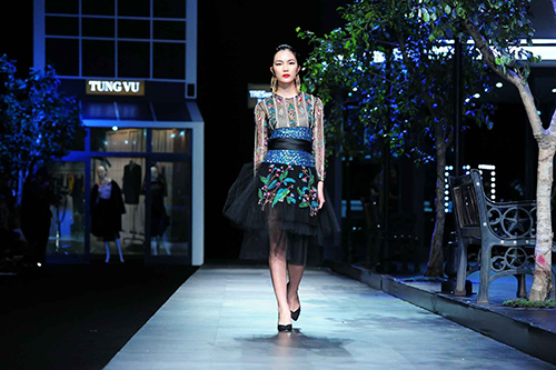 """thuong thuc """"5 trai ngot"""" cua the fashion show - 13"""