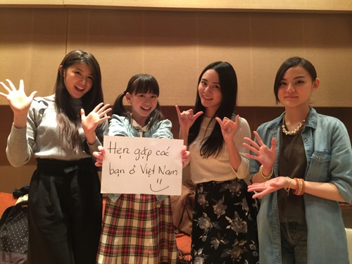 girl group hang dau nhat se den vn - 7