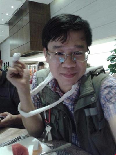 nha bao chuyen trach dieu tra cua bao lao dong bi hanh hung - 2