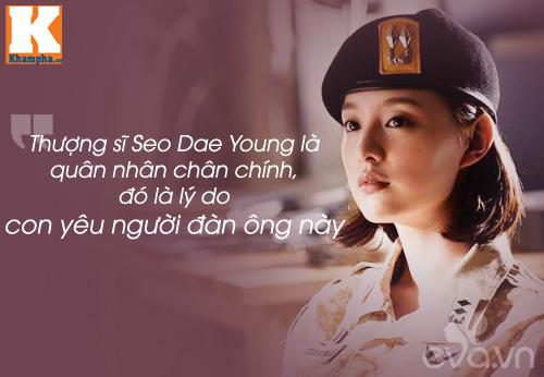 phu nu khi yeu, hay chu dong nhu myung joo cua hau due mat troi! - 2
