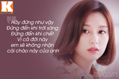 phu nu khi yeu, hay chu dong nhu myung joo cua hau due mat troi! - 7