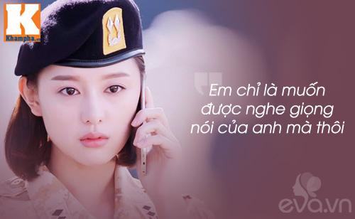 phu nu khi yeu, hay chu dong nhu myung joo cua hau due mat troi! - 9