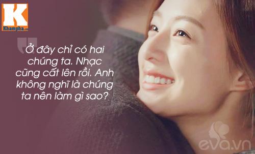 phu nu khi yeu, hay chu dong nhu myung joo cua hau due mat troi! - 12