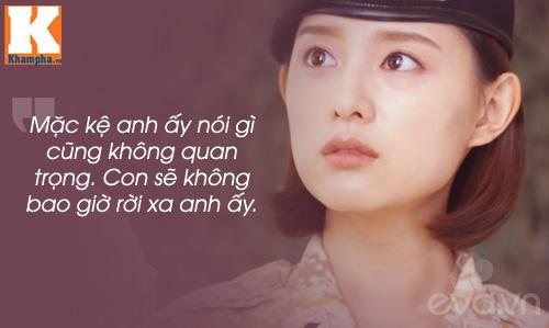 phu nu khi yeu, hay chu dong nhu myung joo cua hau due mat troi! - 14