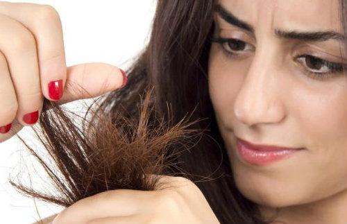 Kết quả hình ảnh cho tóc xơ
