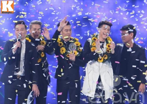 gala the remix 2016: noo phuoc thinh rang ngoi dang quang - 1