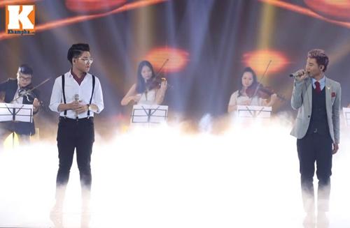 gala the remix 2016: noo phuoc thinh rang ngoi dang quang - 17