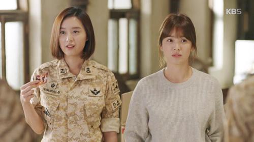 co hay khong mau thuan noi bo giua song hye kyo - kim ji won? - 1