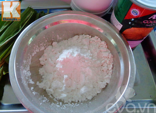 Chè bánh lọt nước cốt dừa thơm ngon-1